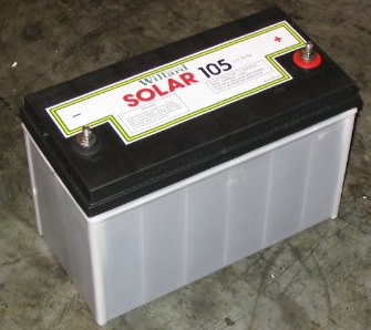 Batteries Solar Age Cc
