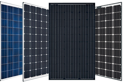 SolarWorld PV modules